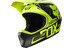 Fox Rampage Comp Downhill helm geel